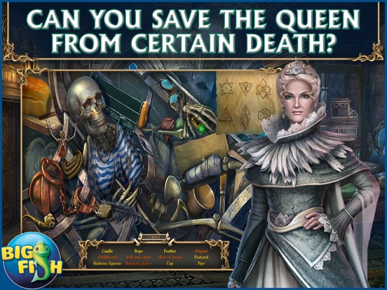 Spirits of Mystery: Family Lies - Hidden Object screenshot 7