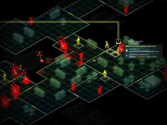 Invisible, Inc. screenshot three