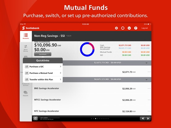 App Shopper: Scotiabank for iPad® (Finance)