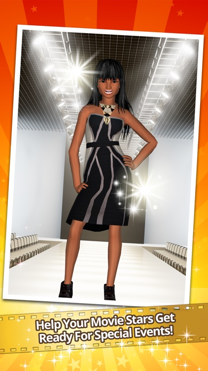 Me Girl Celebs - Dress your way to movie stardom!