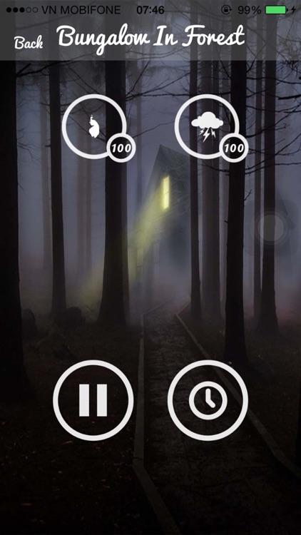 Relax Rain Sounds - Relaxing Sounds for Yoga screenshot-3