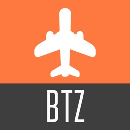 Biarritz Travel Guide with Offline City Street Map