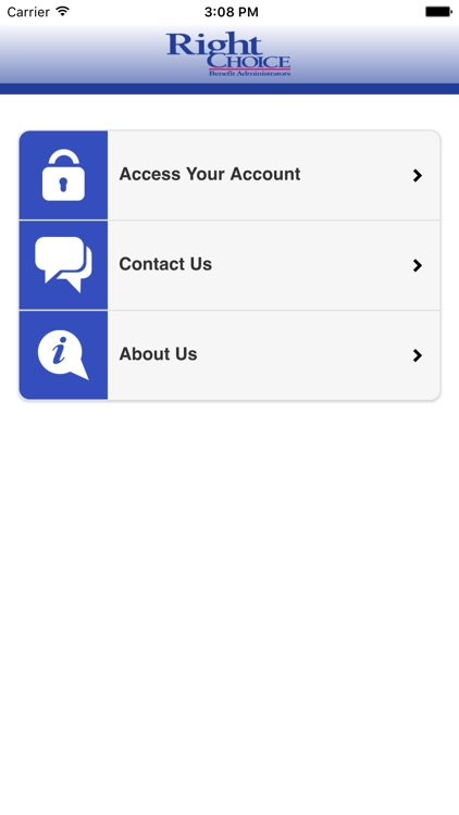 RightCHOICE Mobile screenshot-3