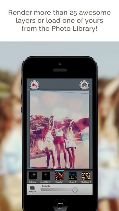 PhotoNova 2 - Editor with Selective FX & Lasso screenshot three