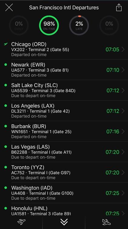 Plane Finder - Flight Tracker app image