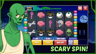 Zombie Slots, Free Casino Slots Machine