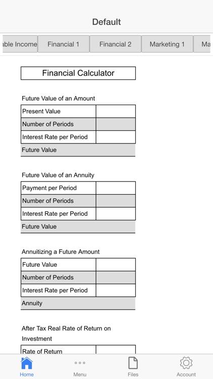 Business Income screenshot-4