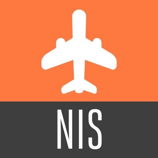 Niš Travel Guide with Offline City Street Map