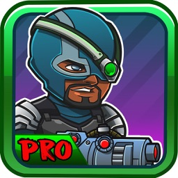 Super-Hero TD Squad – Tower Defence Games for Pro