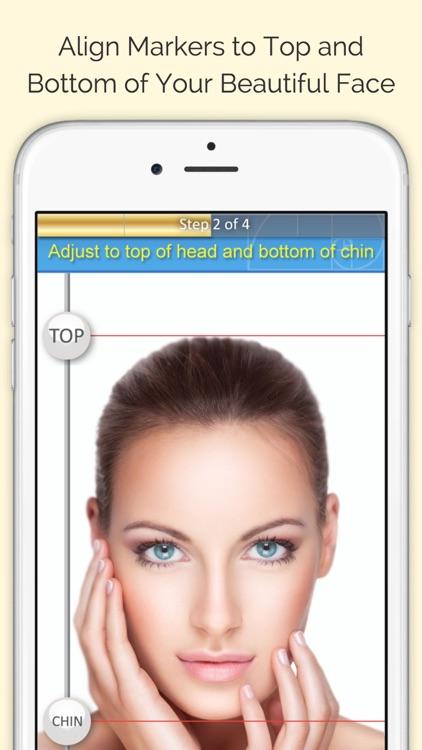 Golden Beauty Meter - Grade Your Selfie