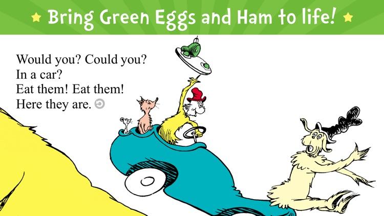 Green Eggs and Ham screenshot-0
