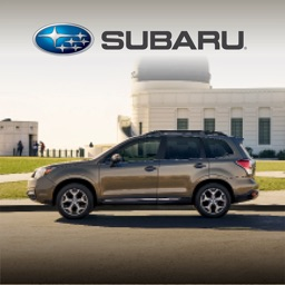 Official 2017 Subaru Forester Guided Tour App