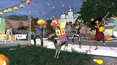 Goat Simulator GoatZ screenshot one