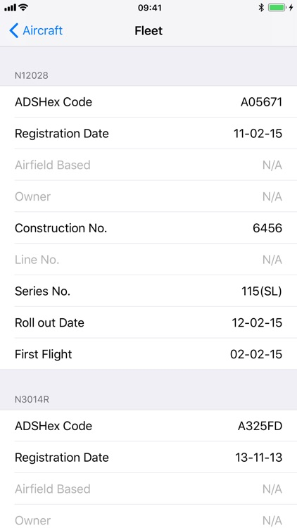 Airline Finder screenshot-3