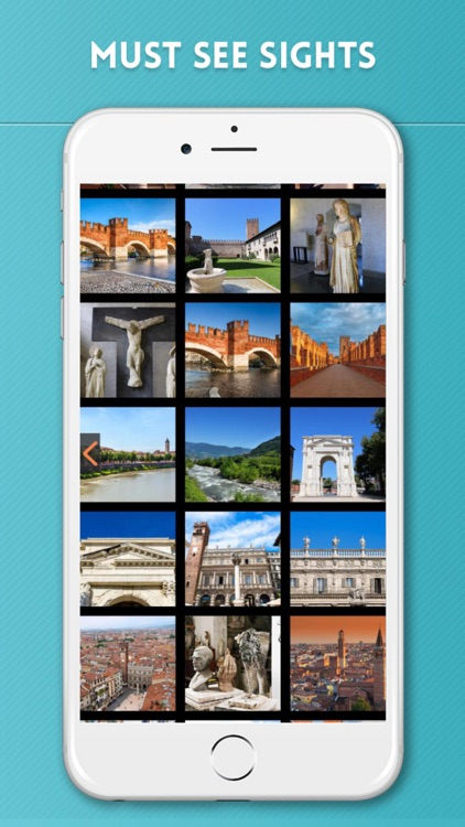 Verona Travel Guide with Offline City Street Map screenshot-3