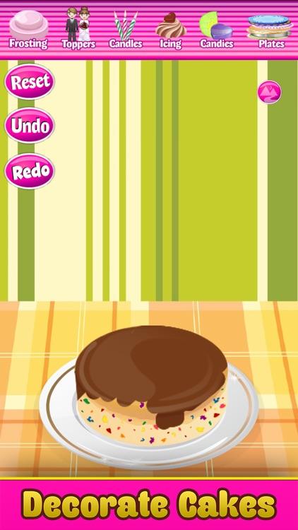 Cake Baker screenshot-6