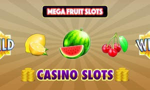 Casino Slots Fruits - Slots Machine with Treasure Box Bonus Game