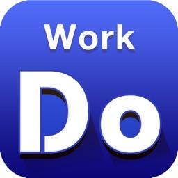 WorkDo All-in-1 work app