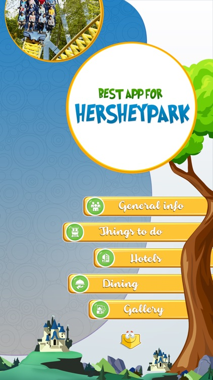Best App for Hersheypark screenshot-1