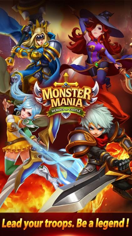 Monster Mania: Brave PvE screenshot-3