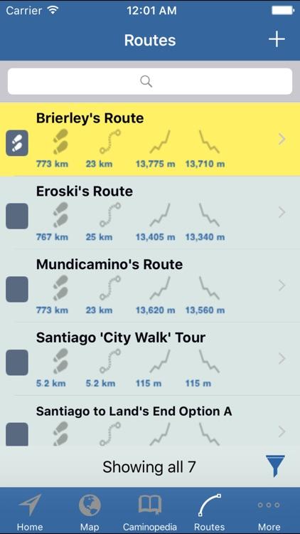 TrekRight: Camino Francés screenshot-4