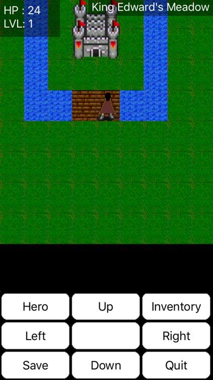 Saga RPG II: Evolution screenshot-3