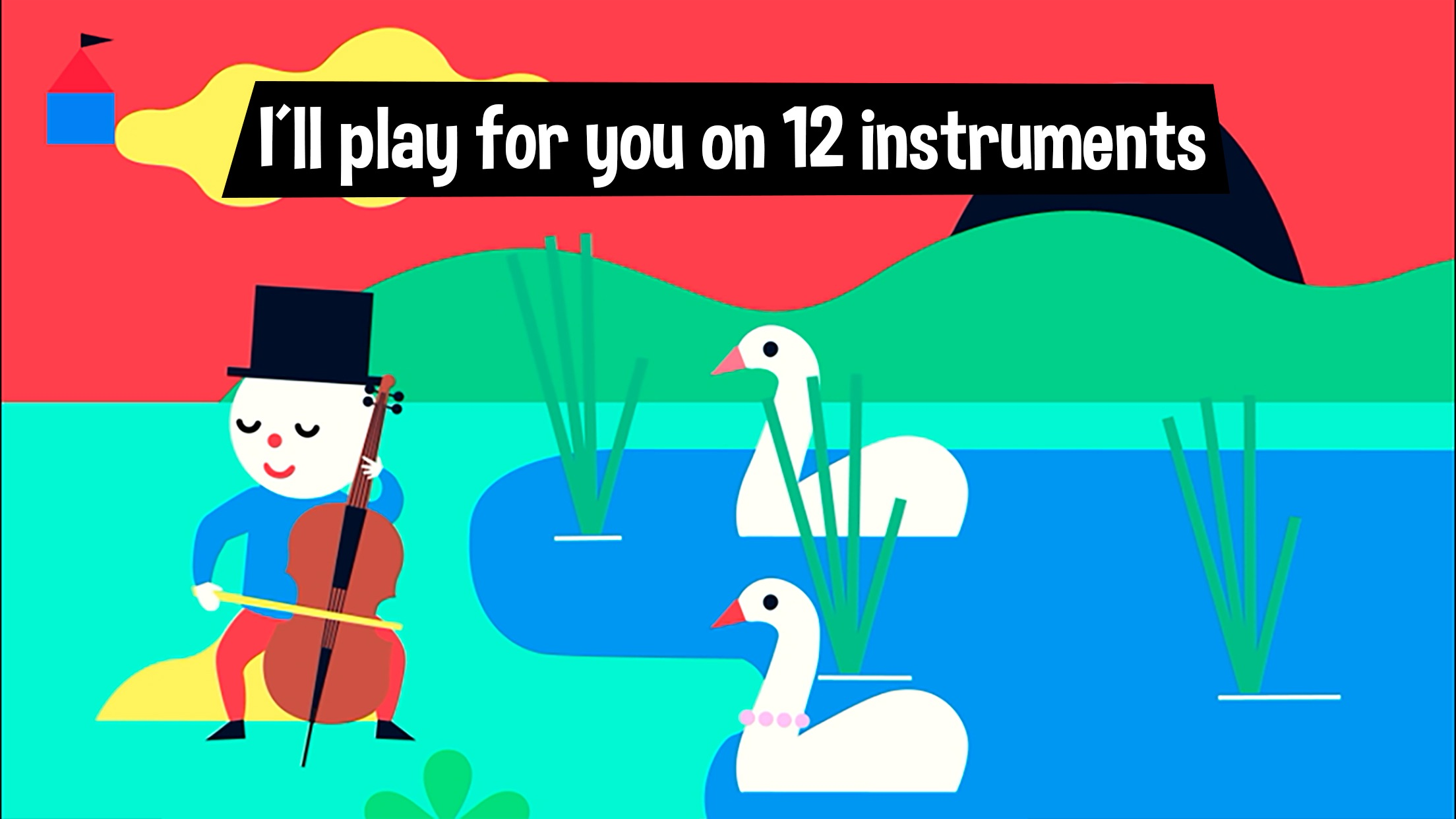 Tongo Music - for kids and families Screenshot