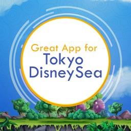 Great App for Tokyo DisneySea