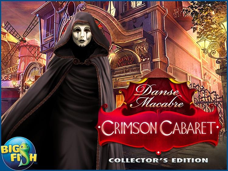 Danse Macabre: Crimson Cabaret HD - A Mystery Hidden Object Game screenshot-4