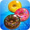 Donut Dazzle Dash - Match 3 Sweet Cookie Mania