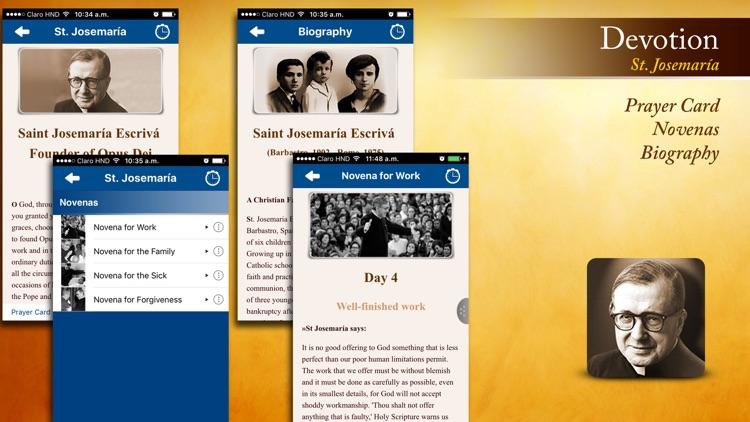 St. Josemaria screenshot-4