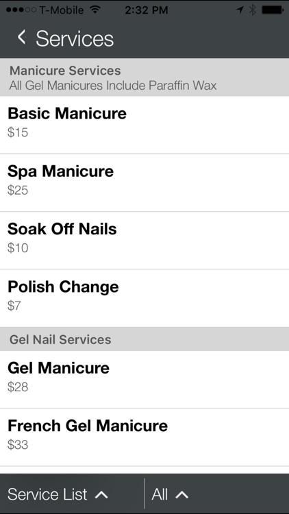 Brushed Nail Salon screenshot-4