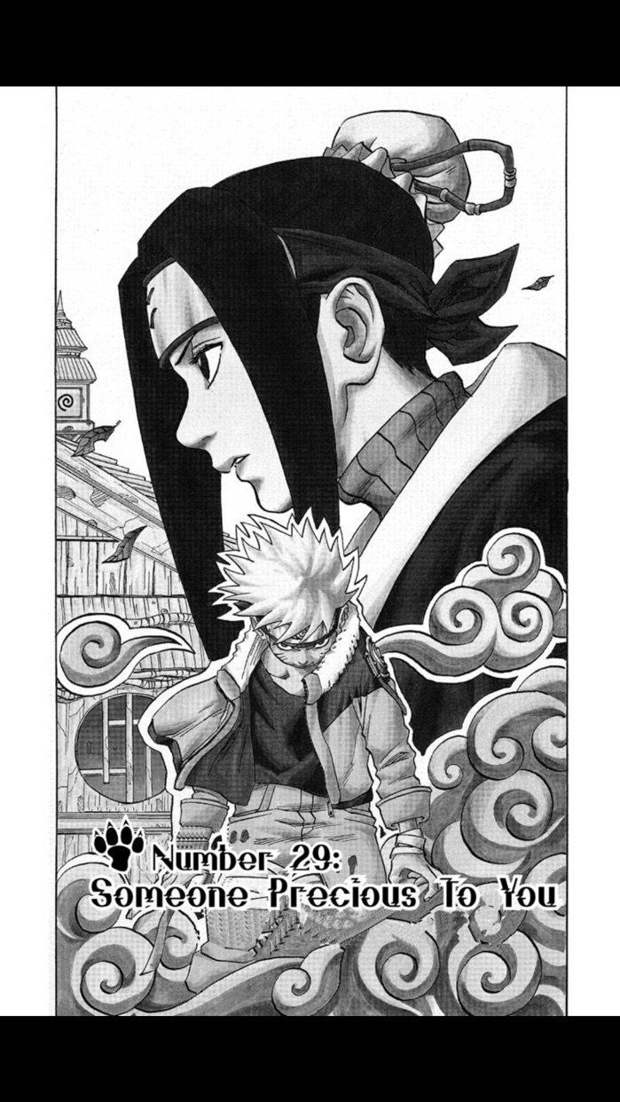 Official Naruto Manga - Free Chapters Every Day! Screenshot