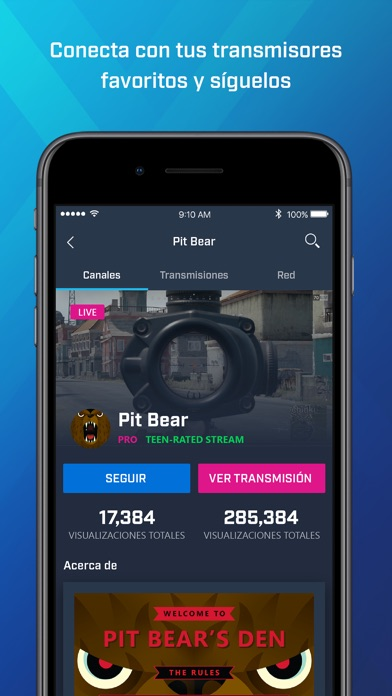 download Mixer - Interactive Streaming apps 0