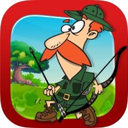 Hunter Runner Games - Endless Jungle Speedy Rush