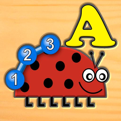 Дети насекомых головоломки и игры памяти
