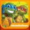 App Icon for Teenage Mutant Ninja Turtles: Half-Shell Heroes App in Indonesia IOS App Store