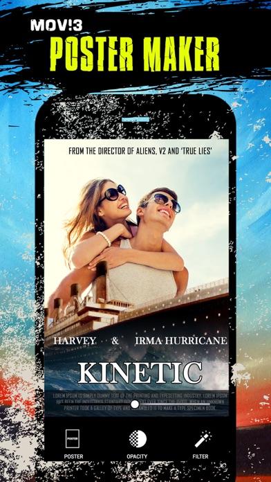 movie poster creator app price drops
