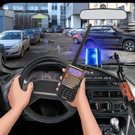 Полиция ВАЗ ЛАДА Симулятор