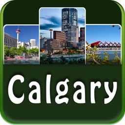 Calgary  Offline Map Travel Explorer