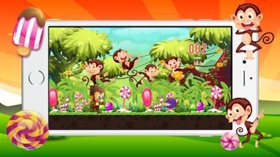 フルーツキャンディサルジュニア動物は子供のためのランナーのスクリーンショット4