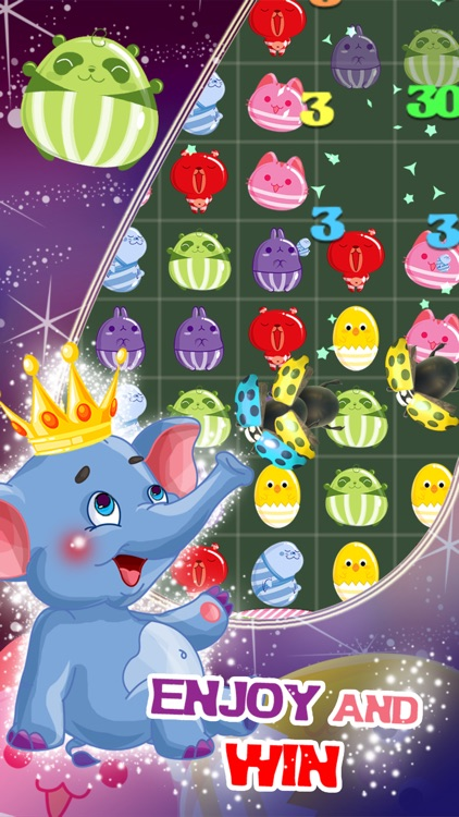 Candy Royal Blast - Best Free Crush Game screenshot-4