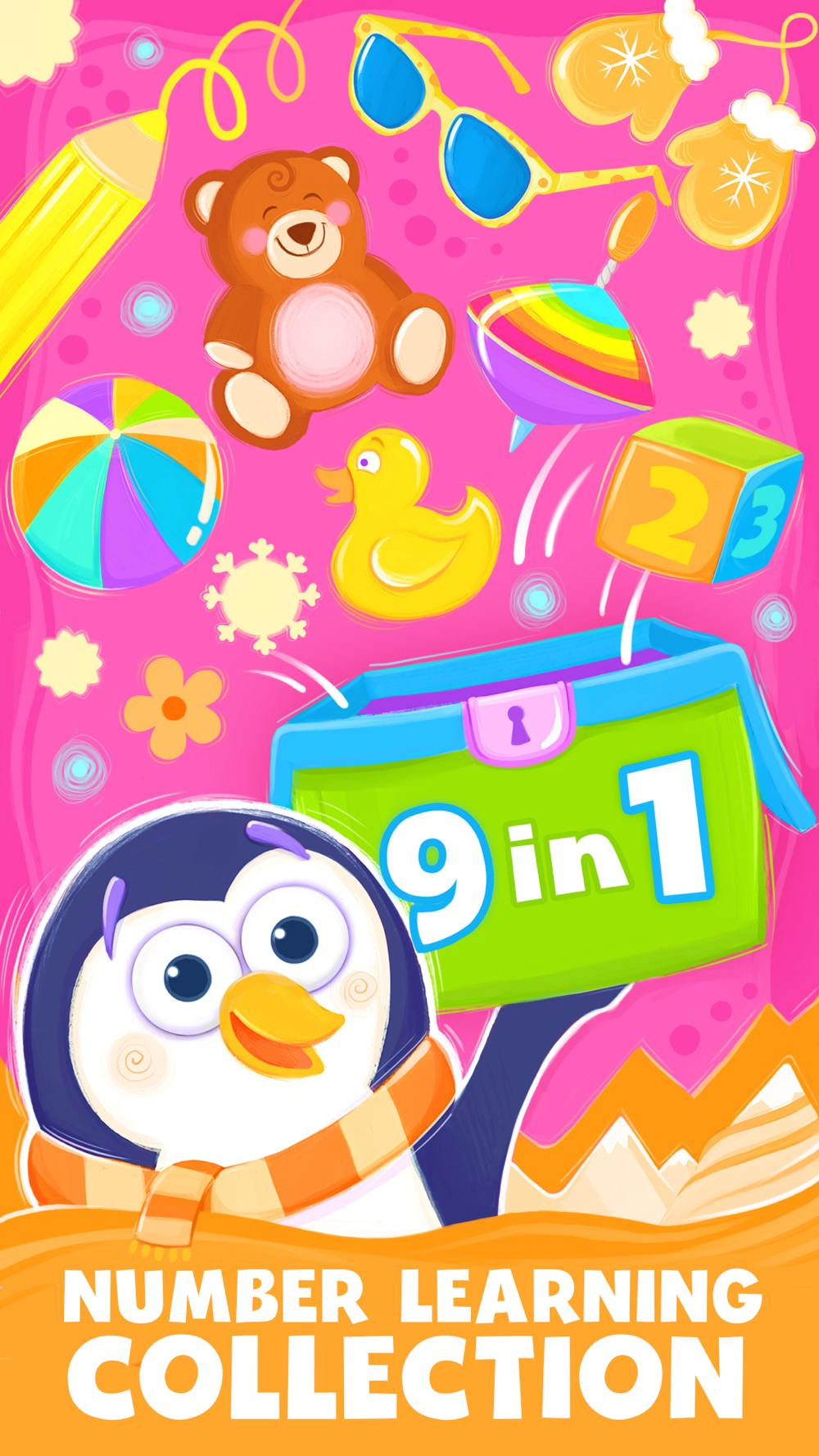 Animal Number Games for Toddlers Games for Free Cheat Codes