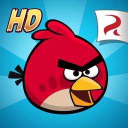 Ícone do app Angry Birds Classic HD