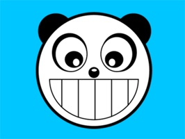 Get in touch with your panda with a pack of stickers featuring the characters of the national treasure