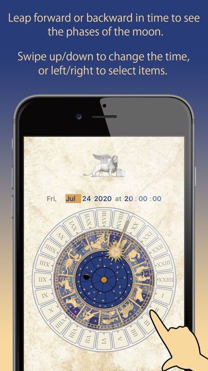 Venice Astronomical Clock of the Piazza San Marco