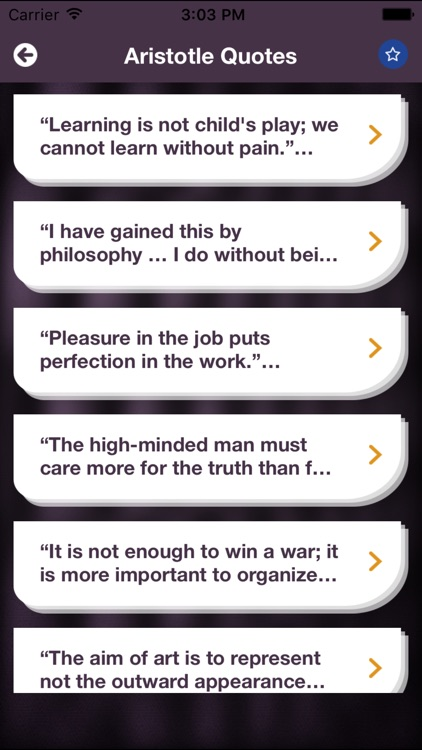 Quotes & Biography of Aristotle - A philosopher screenshot-3
