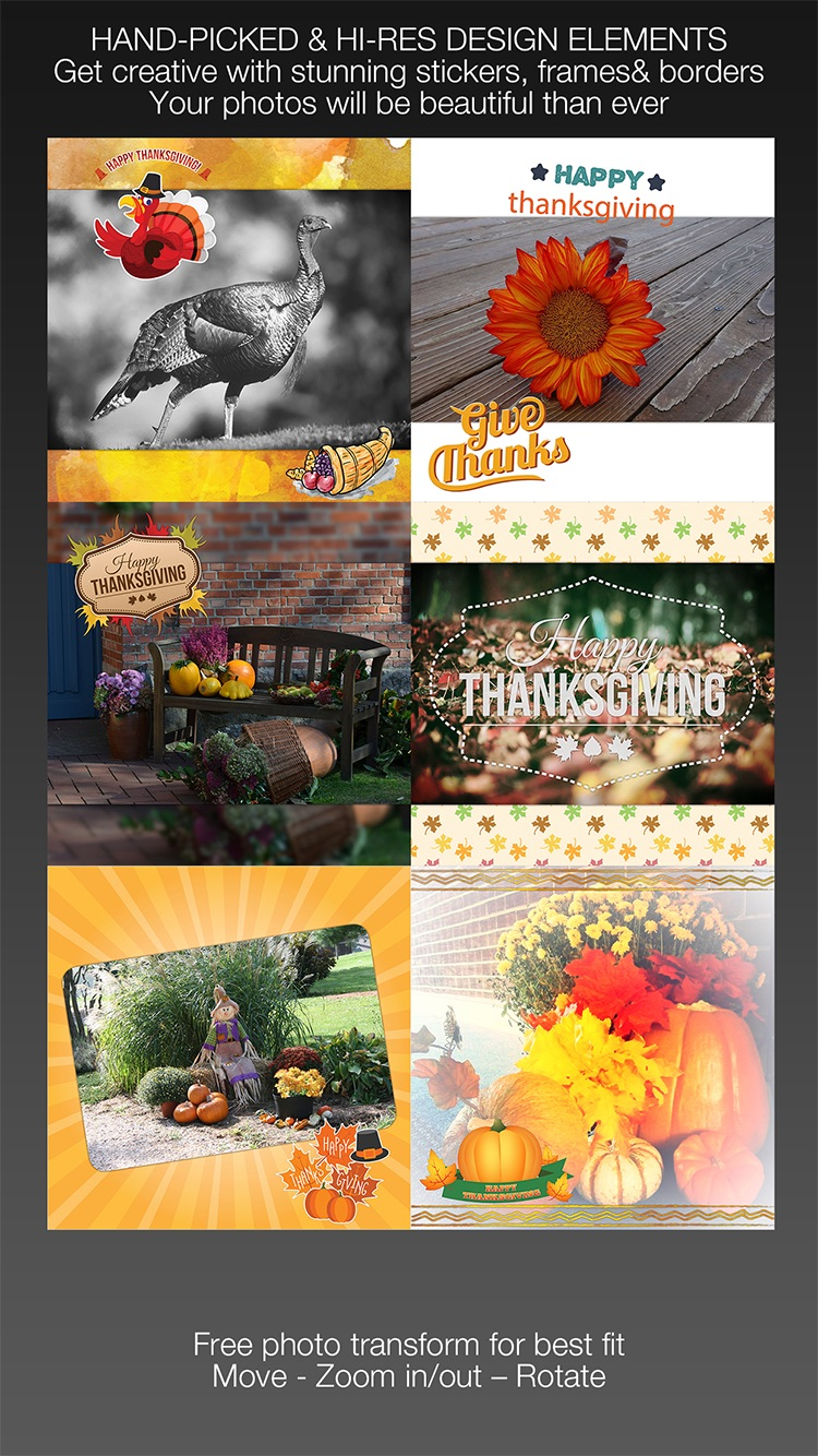 Gobble Cam : Happy Thanksgiving Day – Post thanks and greetings