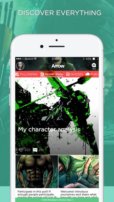 Amino for Arrow-0
