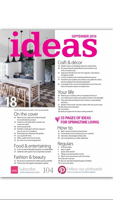 download Ideas Magazine apps 3
